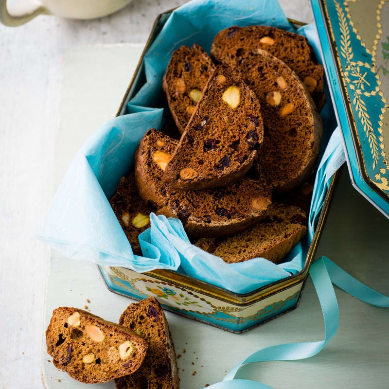 Photo of Gingerbread biscotti by WW