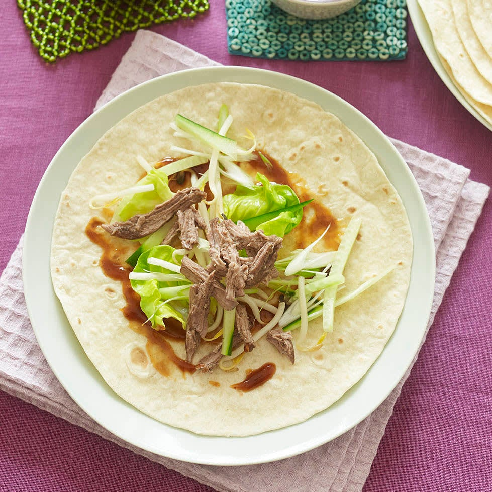 Photo of Chinese duck wraps by WW