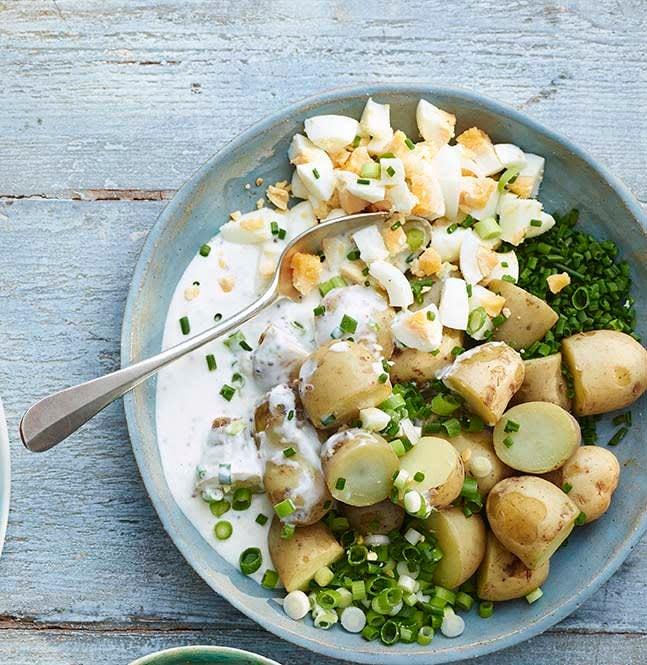 Photo of Potato salad by WW