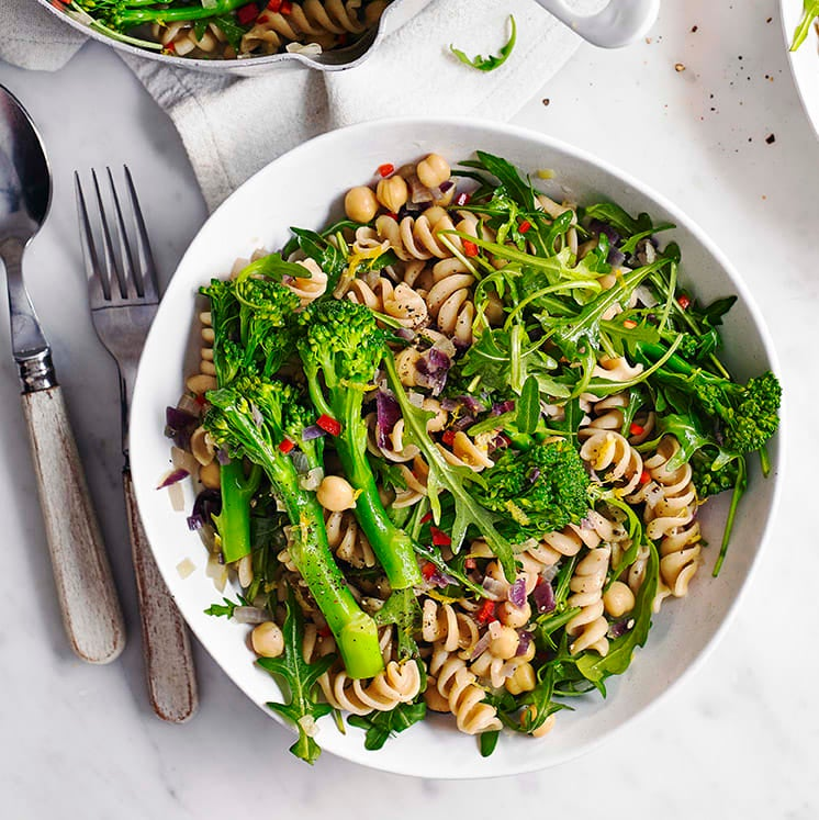 Photo of Chilli chickpea pasta by WW