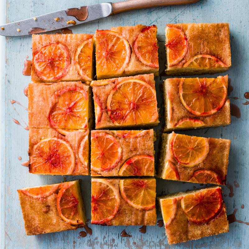 Photo of Citrus upside down cake by WW