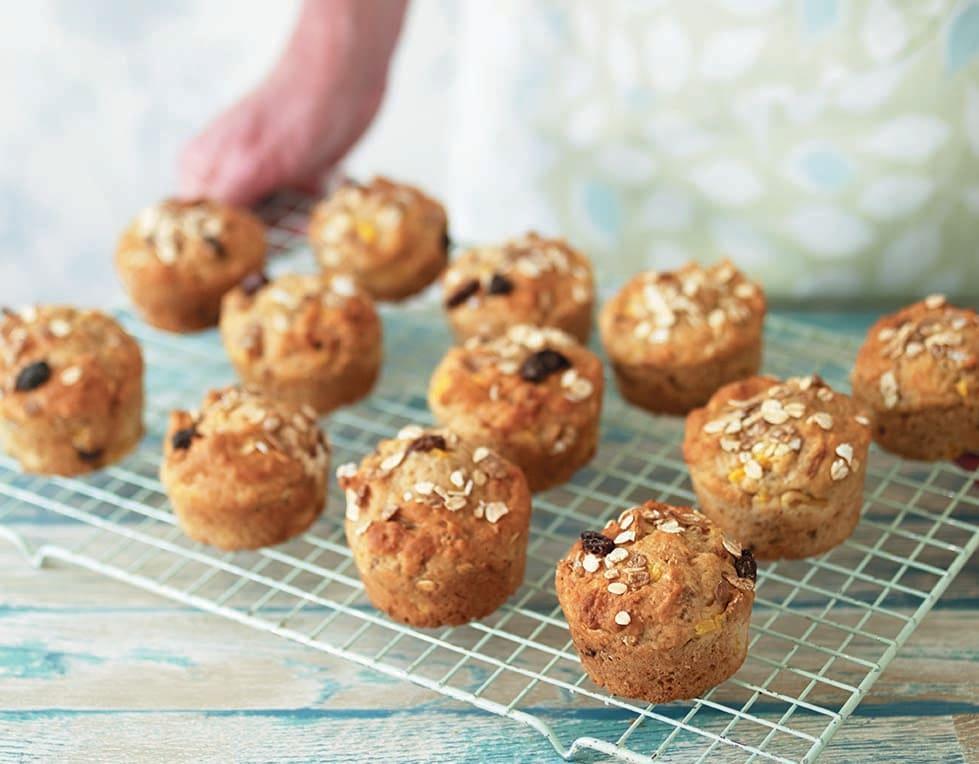 Photo of Mango muesli muffins by WW