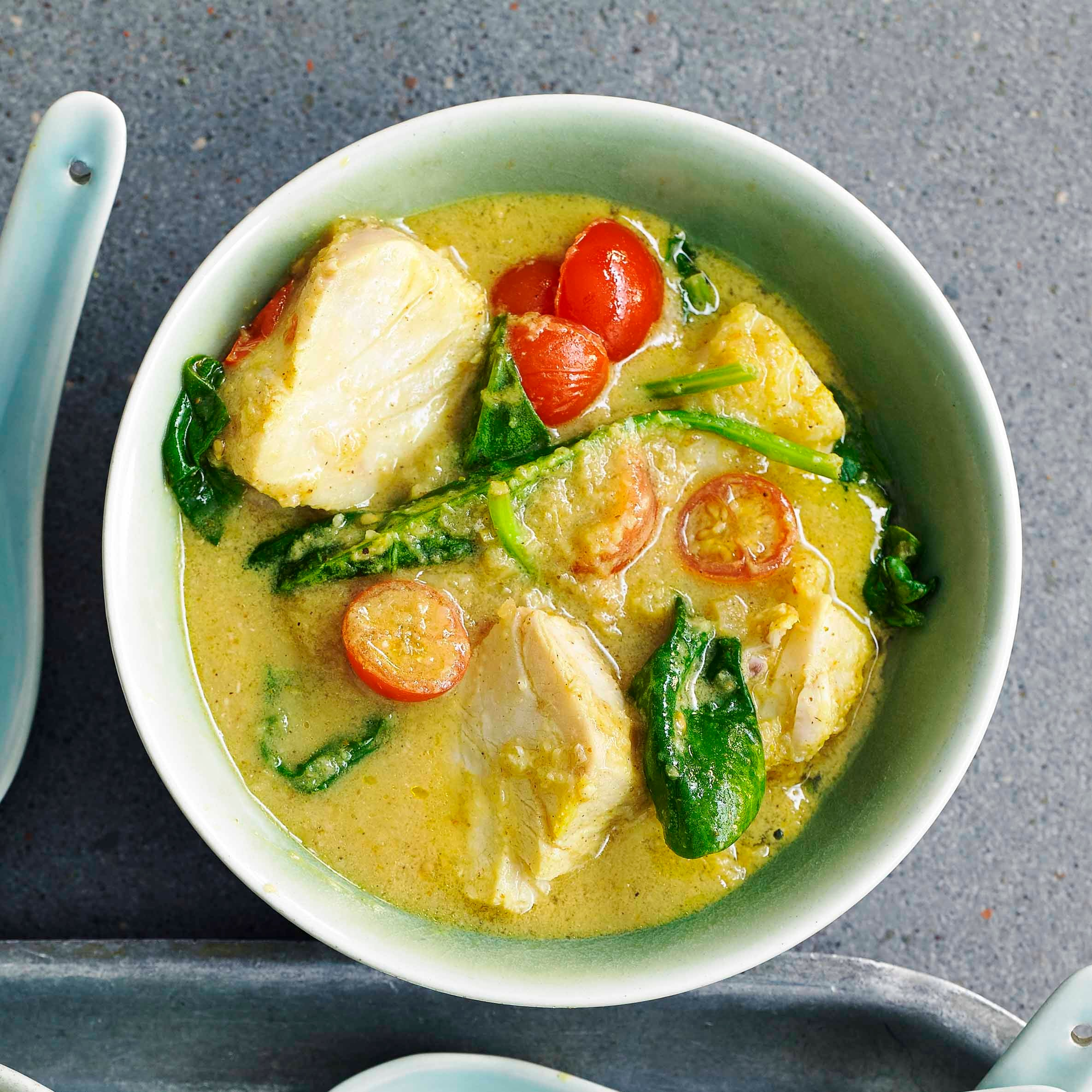 Photo of Keralan coconut fish curry by WW