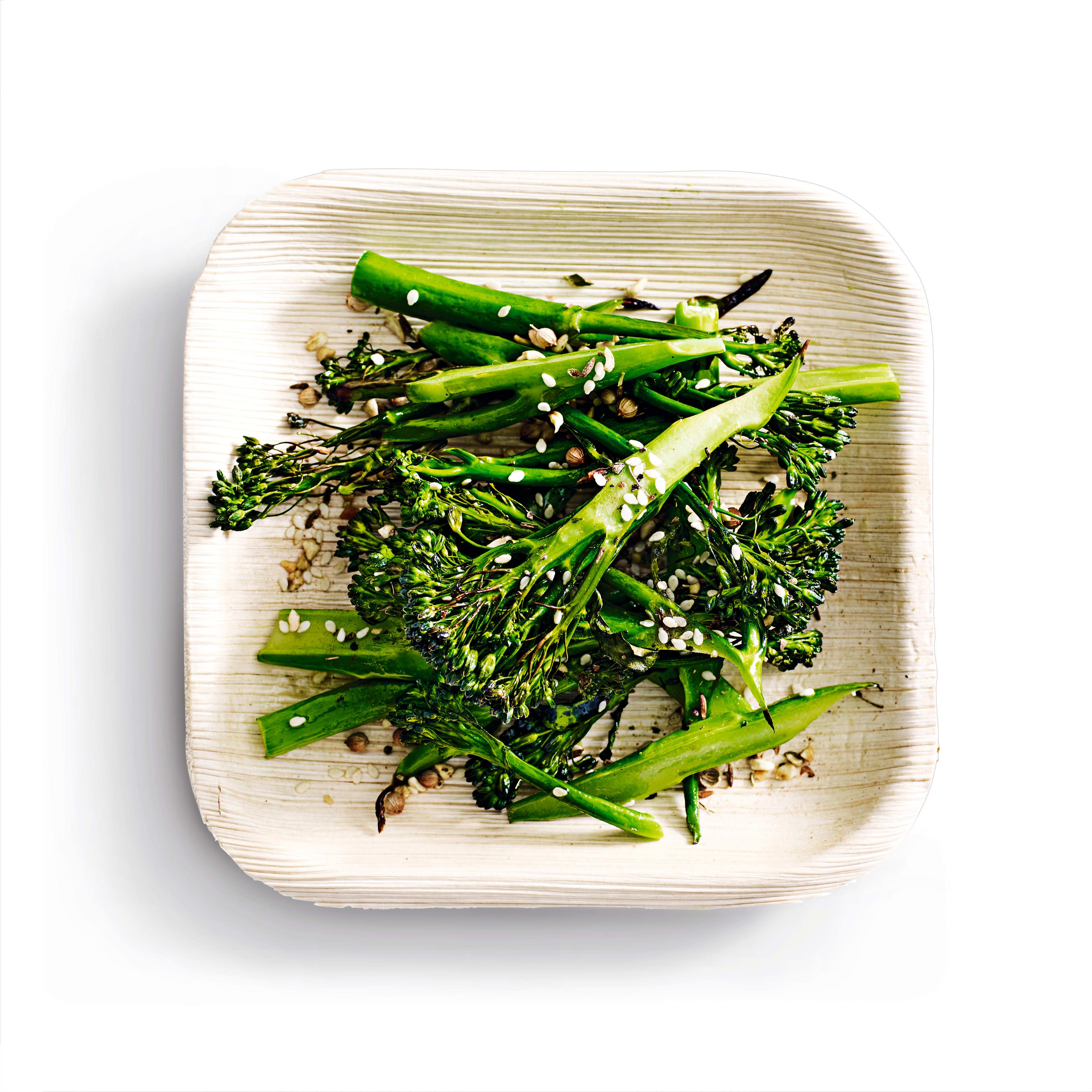 Photo of Roast tenderstem broccoli with dukkah by WW