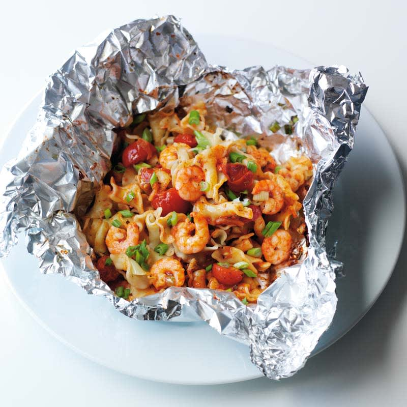 Photo of Prawn pasta parcels by WW
