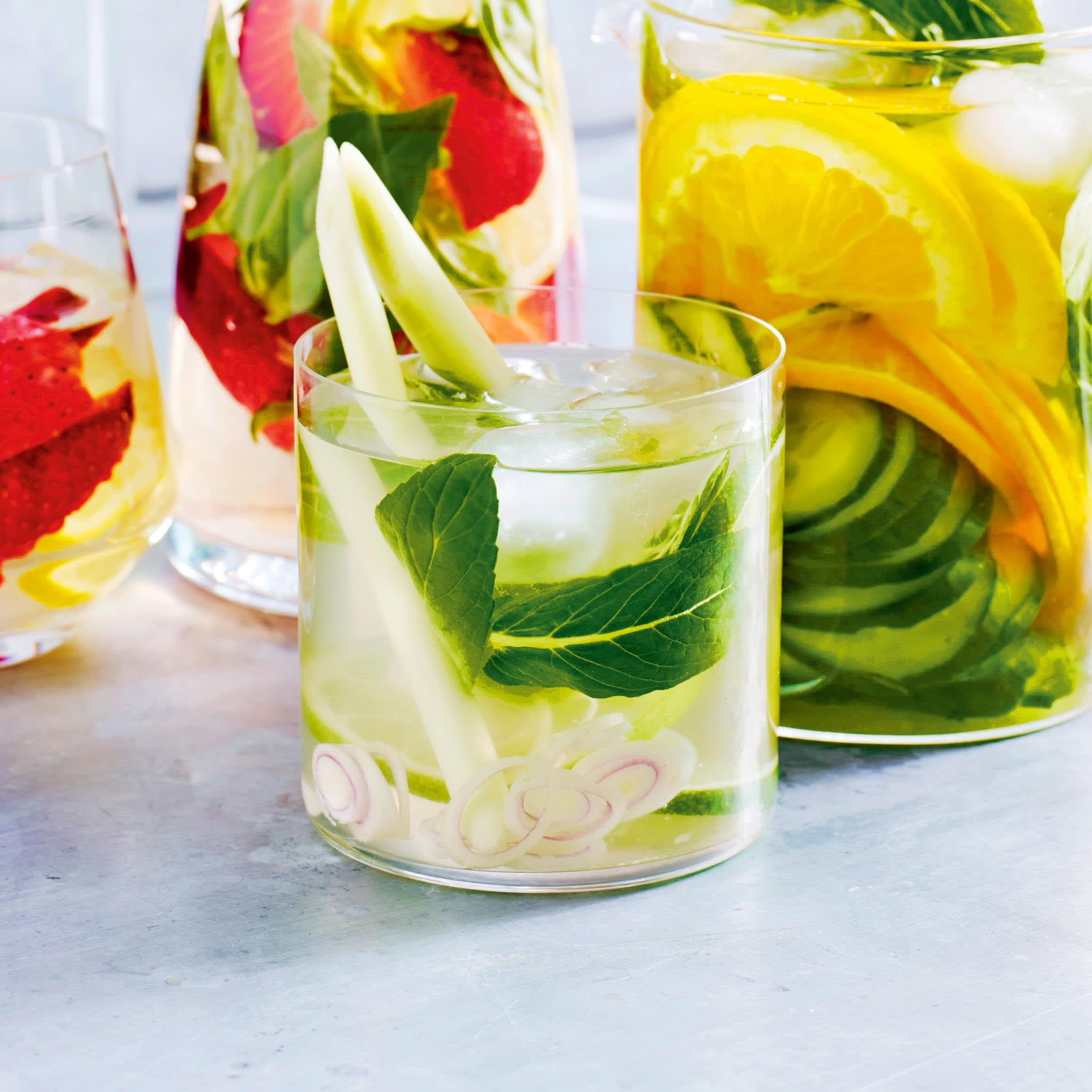 Photo of Lemongrass & lime coconut water by WW