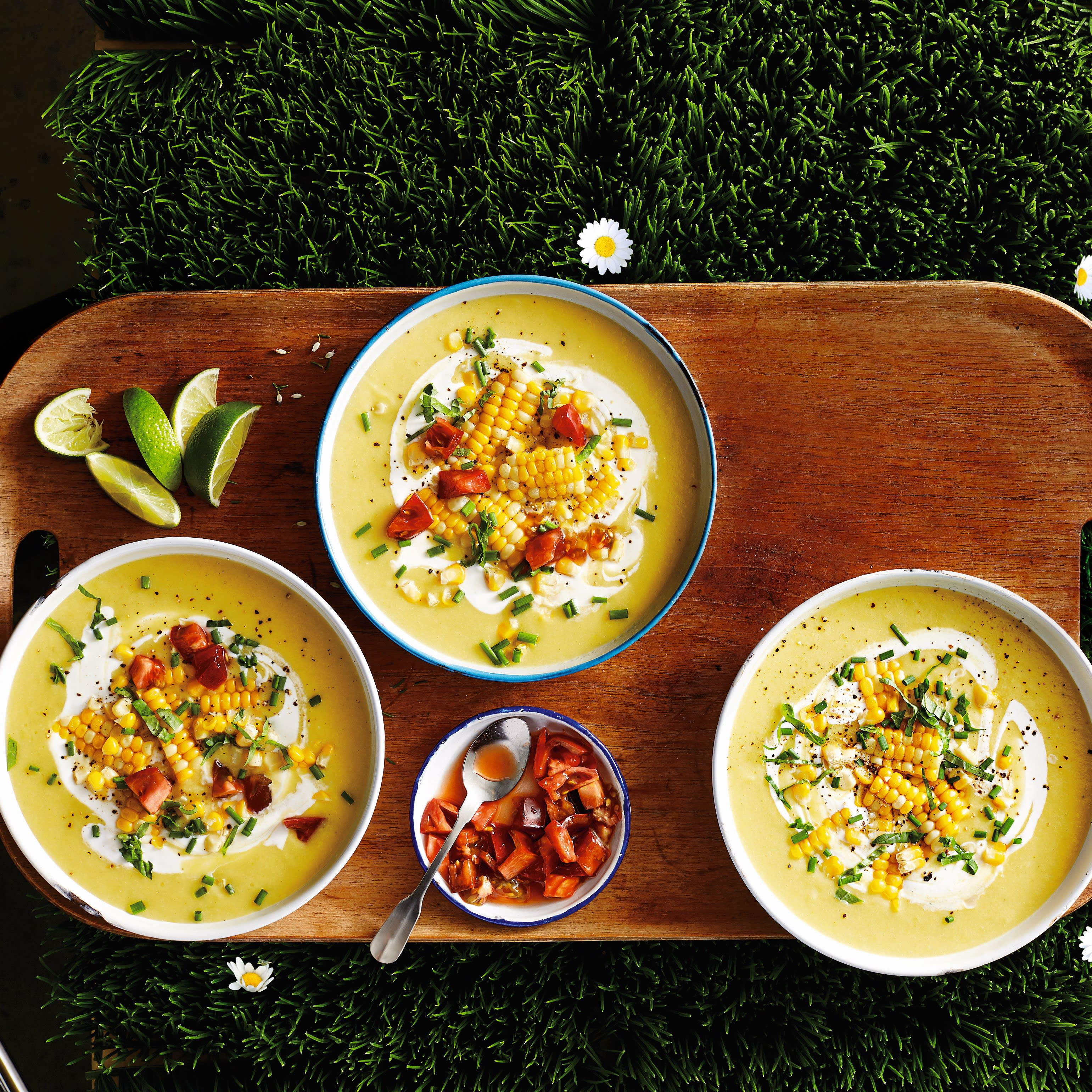 Photo of Summer corn soup by WW
