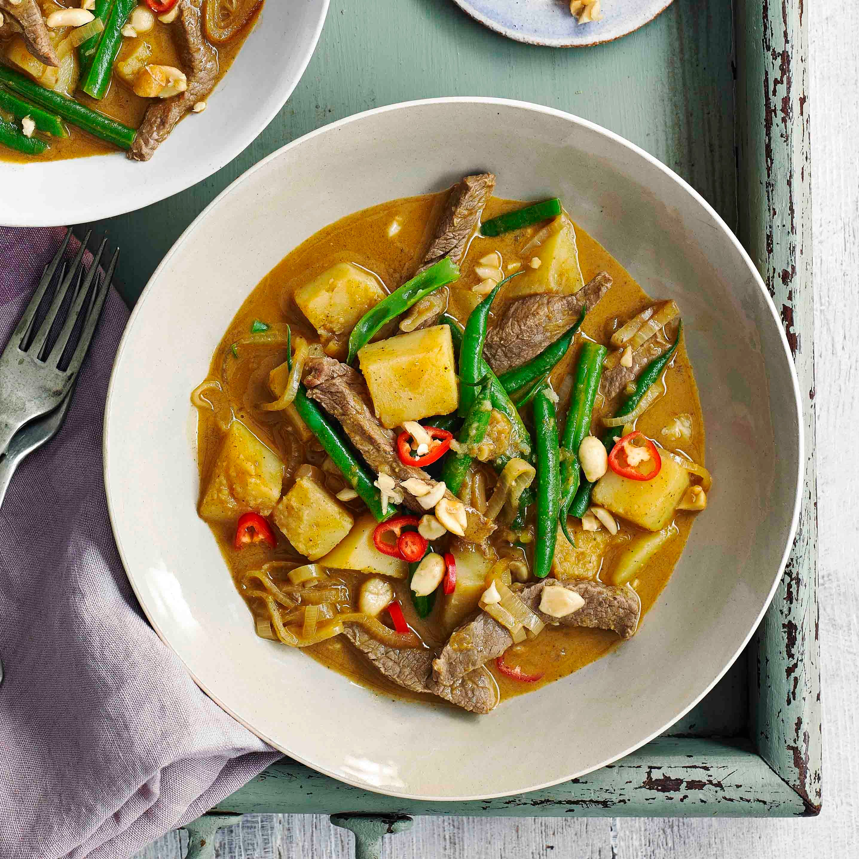Photo of Massaman beef curry by WW