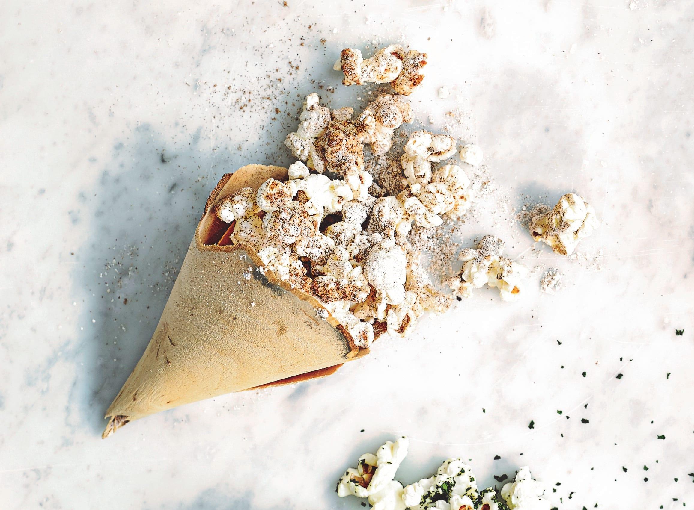 Photo of Sugar & spice popcorn by WW