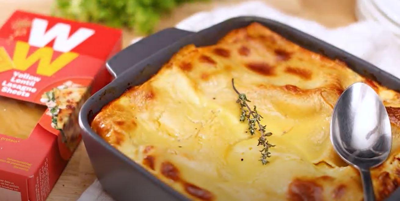 Photo of WW lasagne by WW