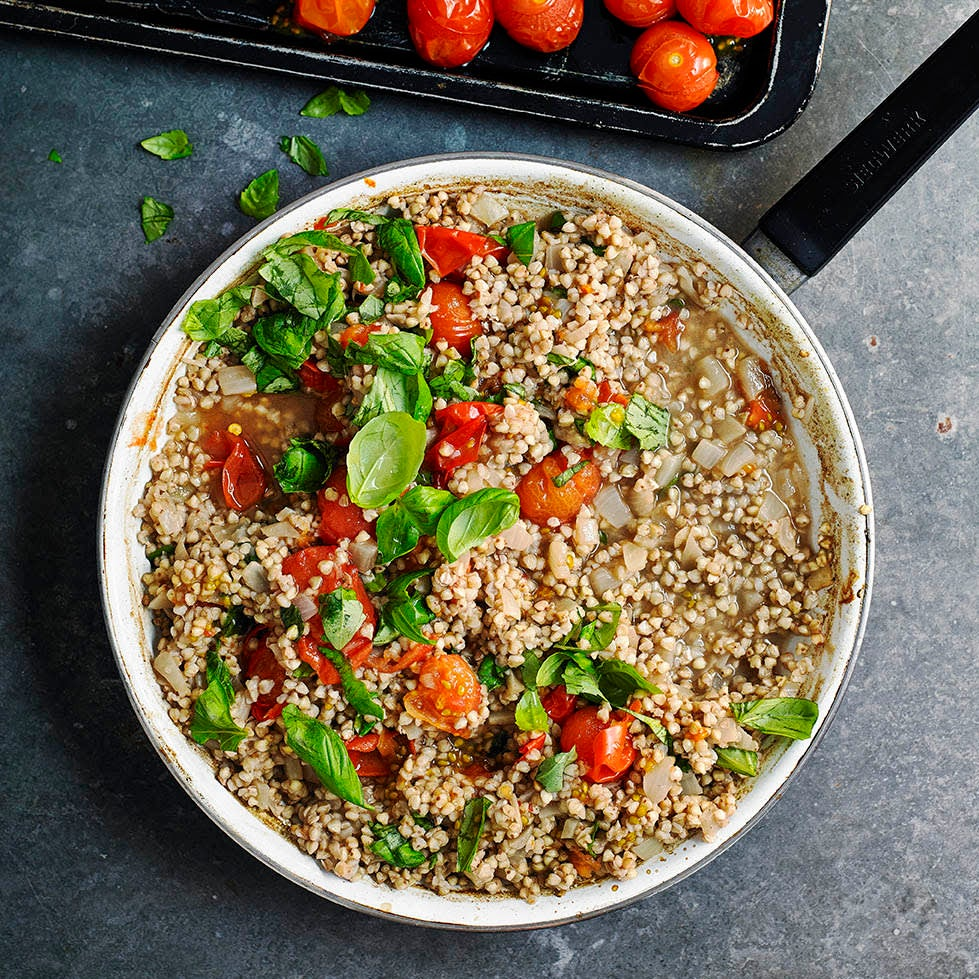 Photo of Roasted cherry tomato risotto by WW