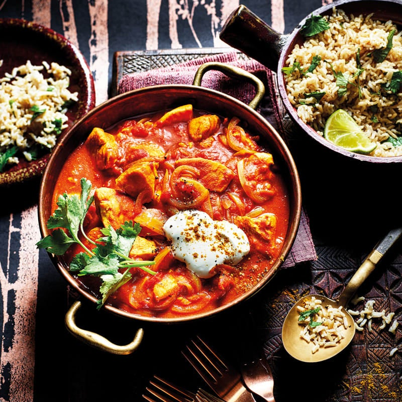 Photo of Chicken curry by WW