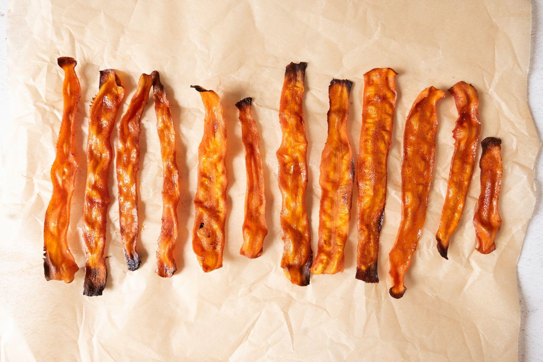 Photo of Vegan 'bacon' by WW