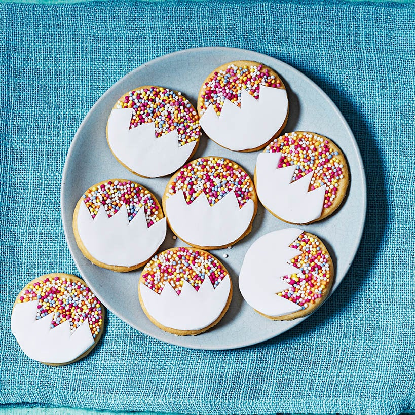 Photo of Easter egg biscuits by WW
