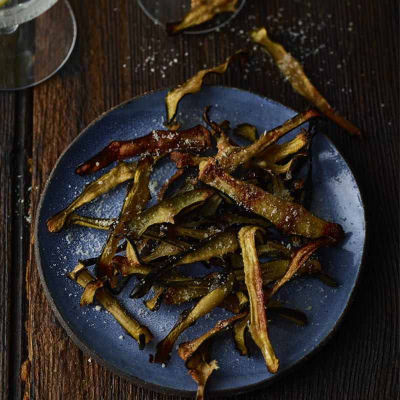 Photo of Courgette & cheese crisps by WW