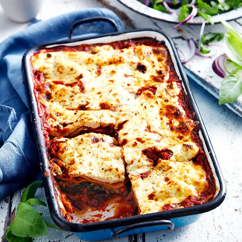 Photo of Beef & veg lasagne by WW
