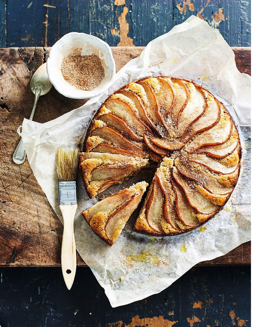 Photo of Cinnamon & pear cake by WW