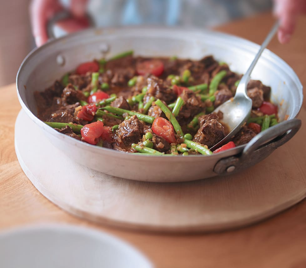 Photo of Coconut & ginger beef curry by WW
