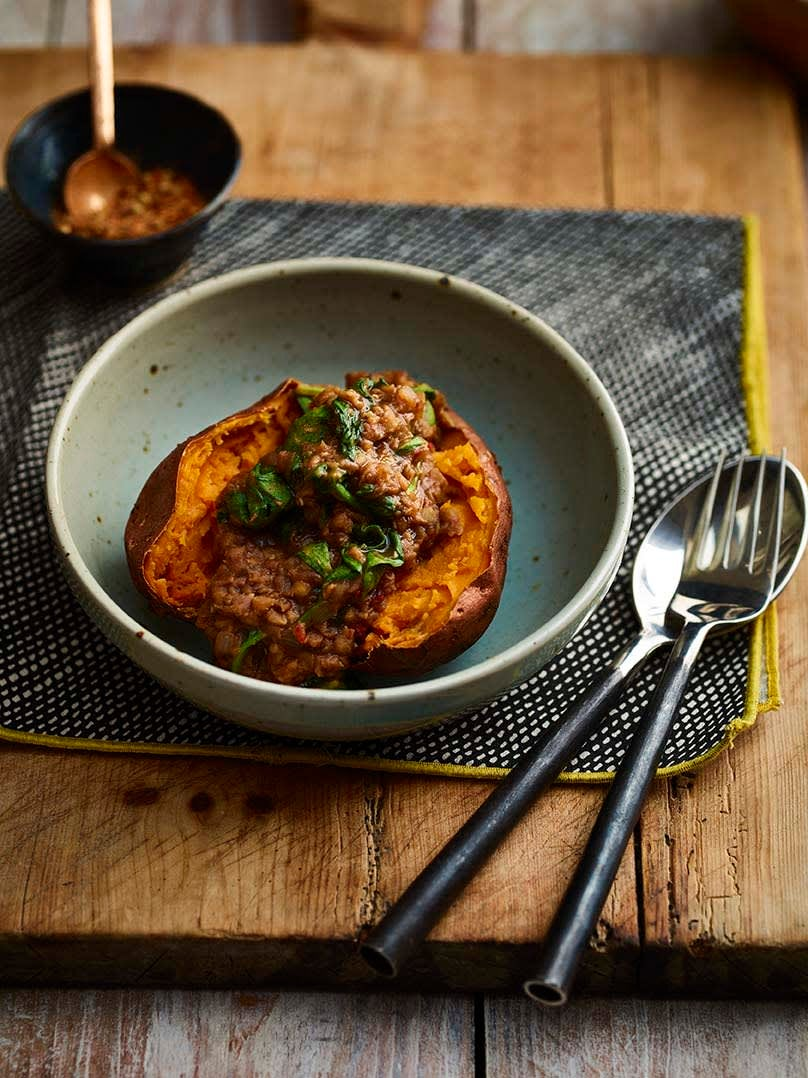 Photo of East African-style lentil stew by WW