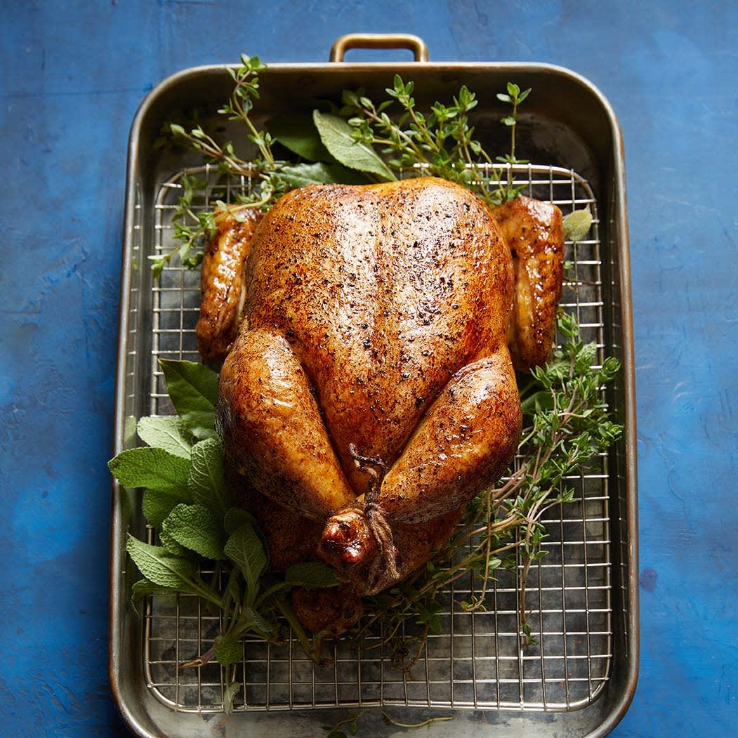 Photo of Succulent roast chicken by WW