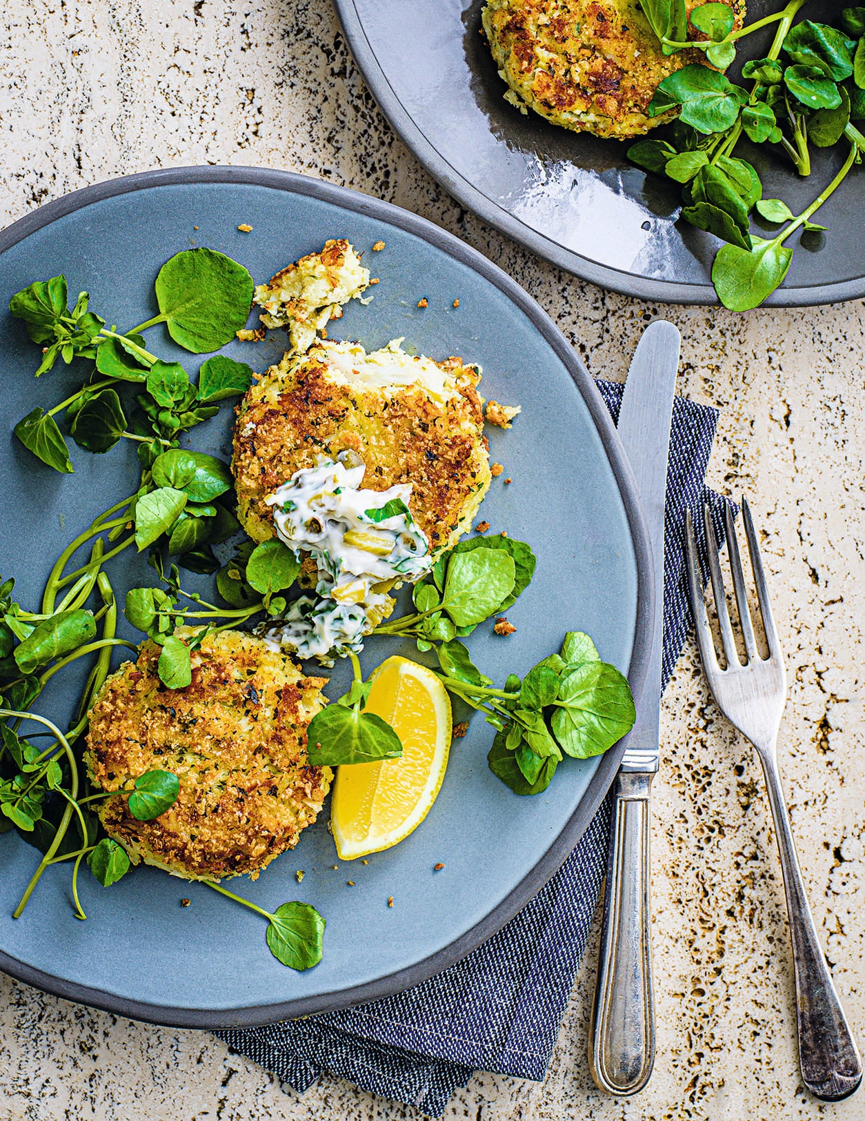 Photo of Cod & butter bean fishcakes by WW