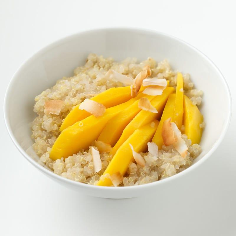 Photo of Coconut quinoa with mango by WW