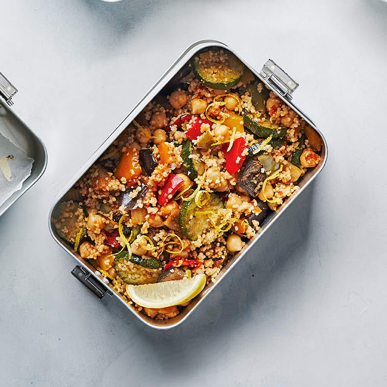 Photo of Spicy roast veg couscous by WW