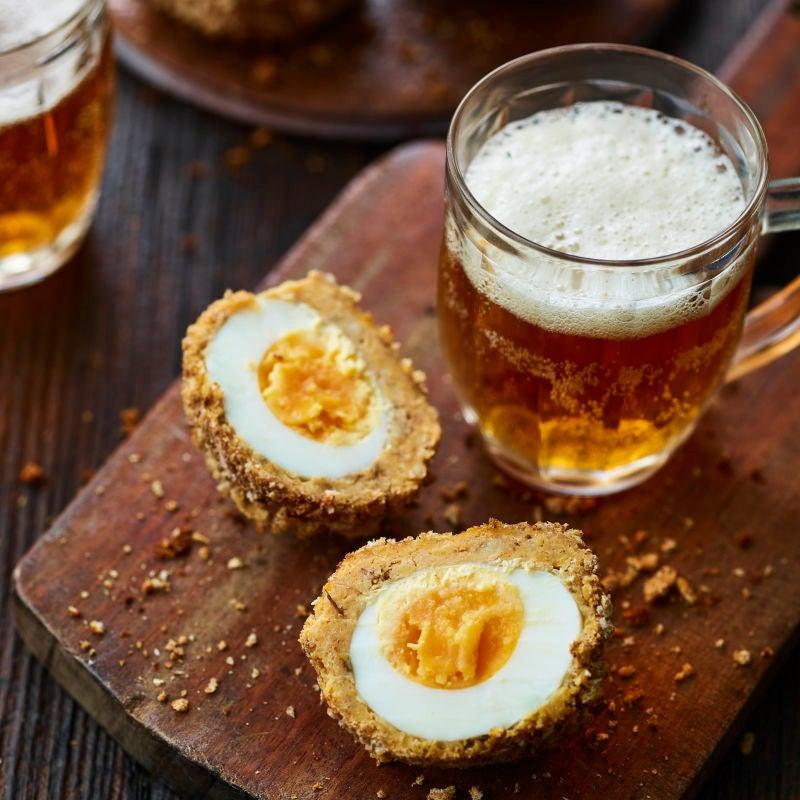 Photo of Veggie scotch eggs by WW