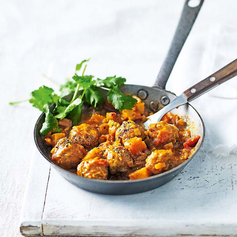 Photo of Nepalese lamb meatball curry by WW