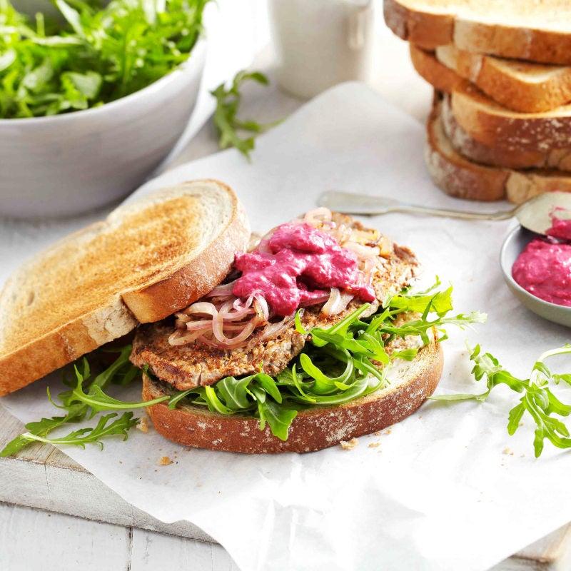 Photo of Smoky cajun  steak sandwich by WW