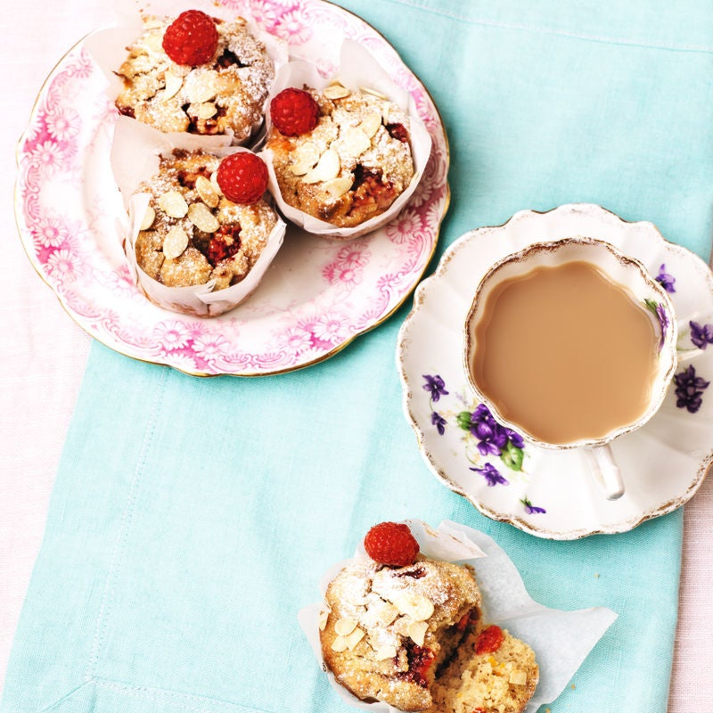 Photo of Raspberry, Almond Ricotta Muffins by WW