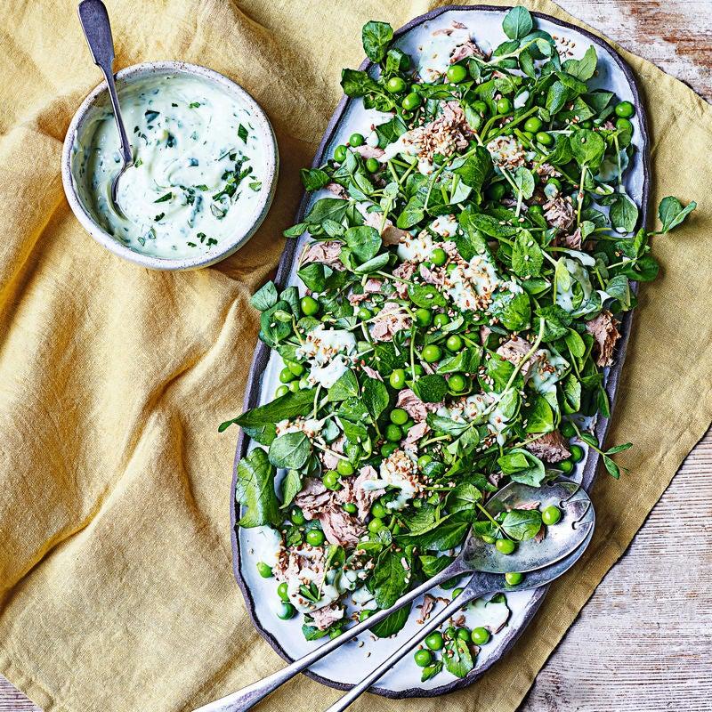 Photo of Tuna & watercress salad by WW