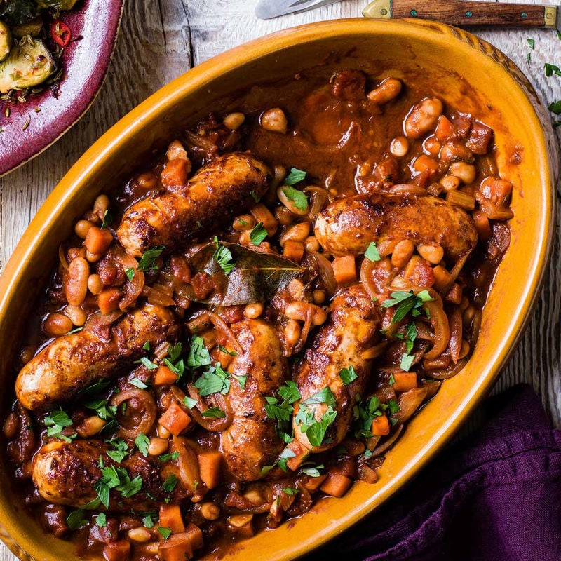 Photo of Bean & sausage cassoulet by WW