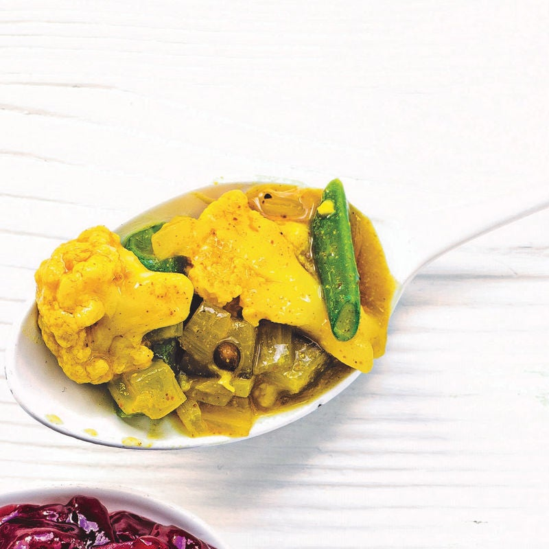Photo of Homemade piccalilli by WW