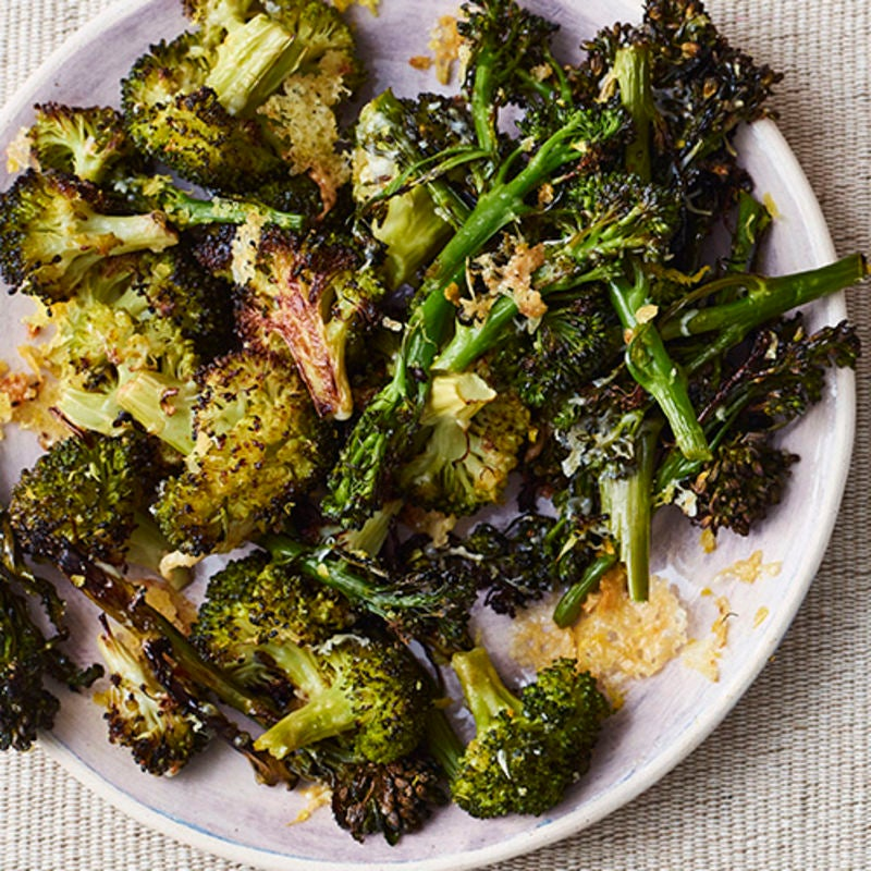 Photo of Parmesan roasted broccoli by WW
