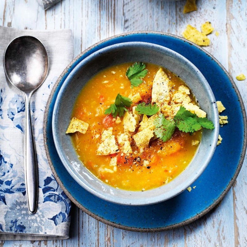 Photo of Spicy squash soup by WW