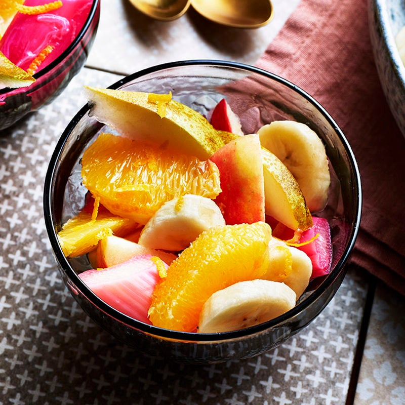 Photo of Winter fruit salad by WW