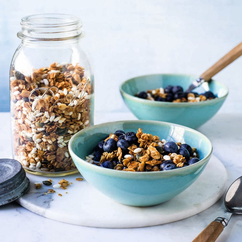 Photo of Homemade granola by WW