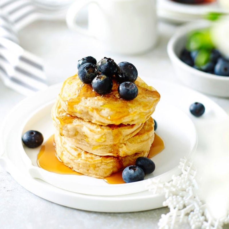 Photo of Butternut squash pancakes by WW