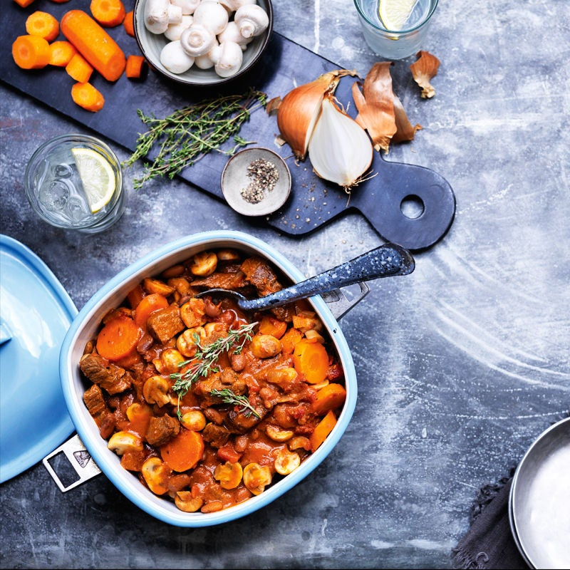 Photo of Provençal beef slow cooker stew by WW
