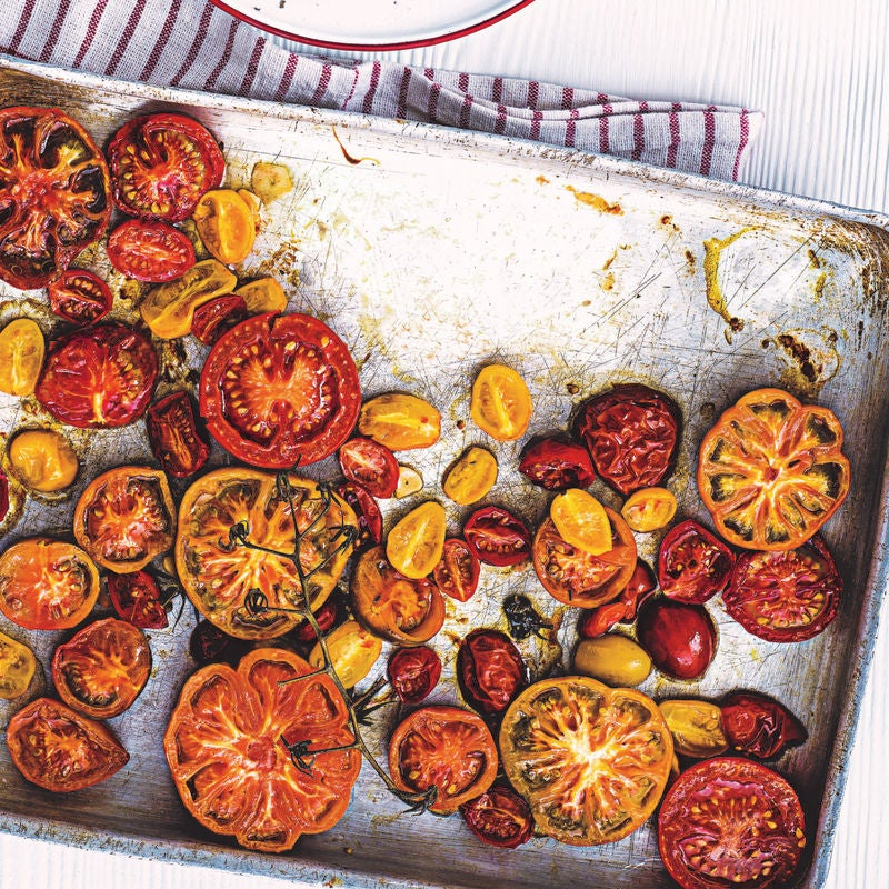 Photo of Roasted tomatoes by WW