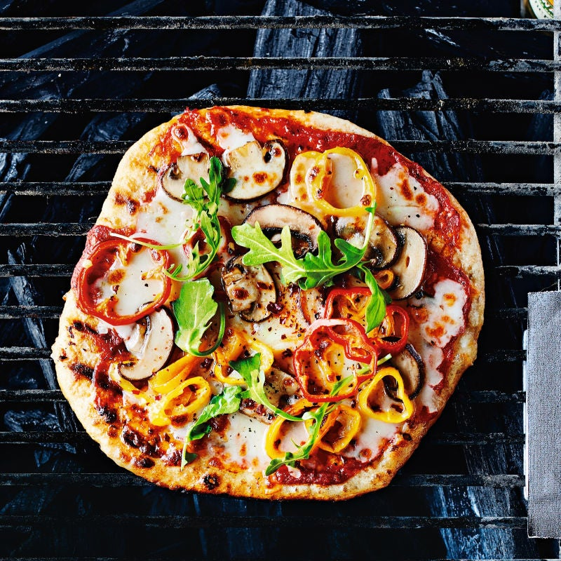 Photo of Barbecued pizza by WW