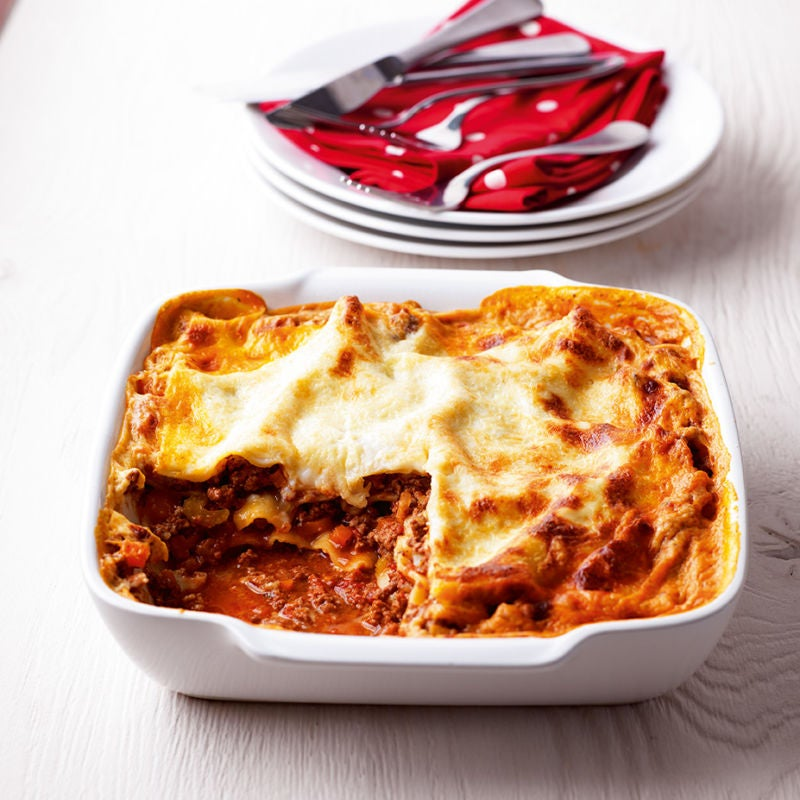Photo of Lovely lasagne by WW