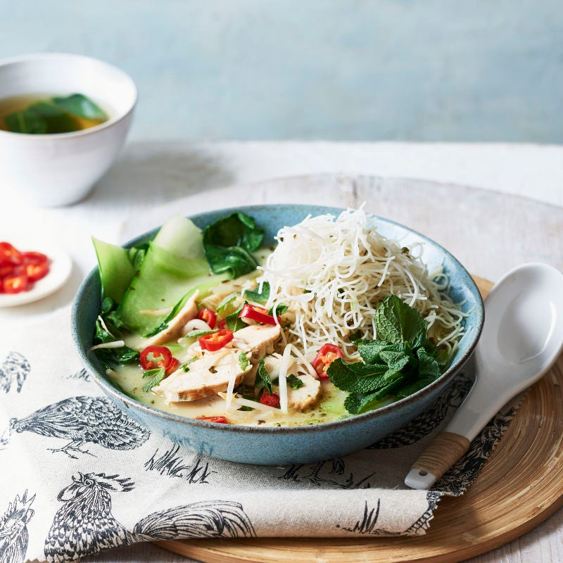 Photo of Chicken laksa by WW
