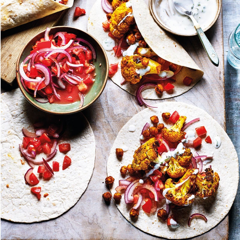 Photo of Cauliflower shwarma by WW