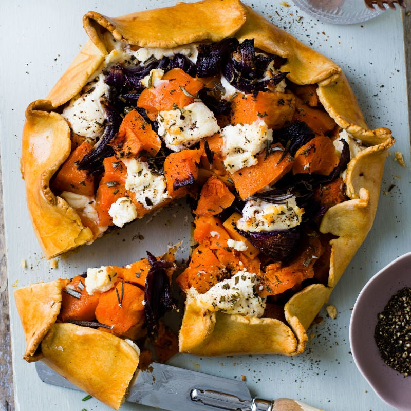 Photo of Butternut squash galette by WW