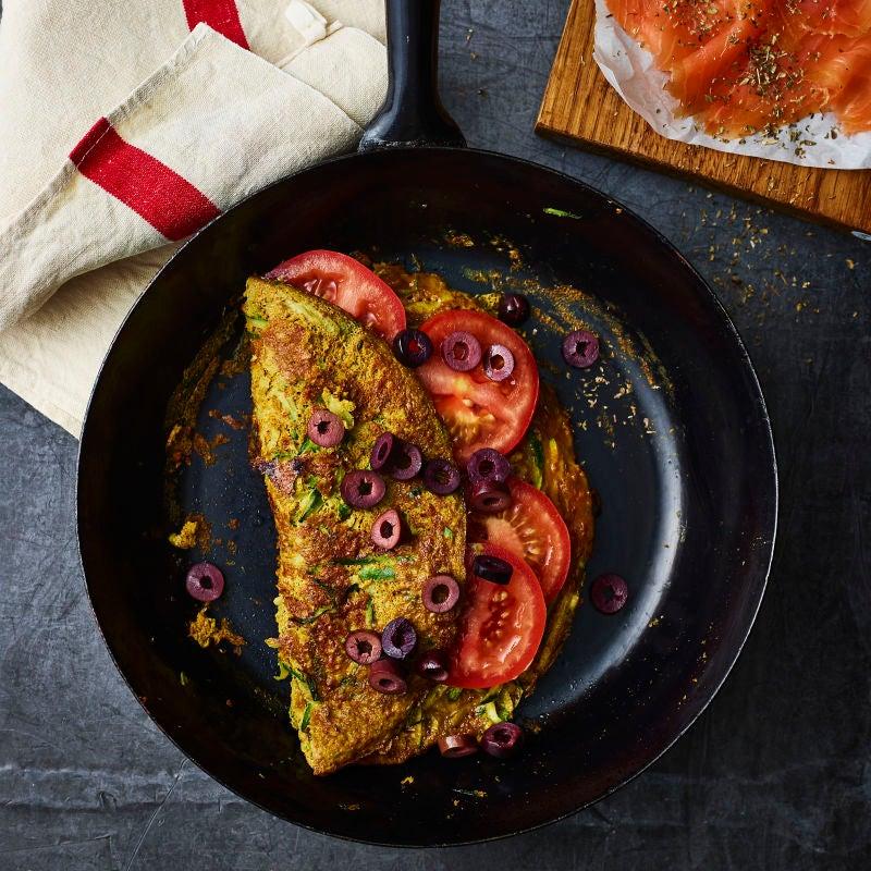 Photo of Mediterranean omelette by WW