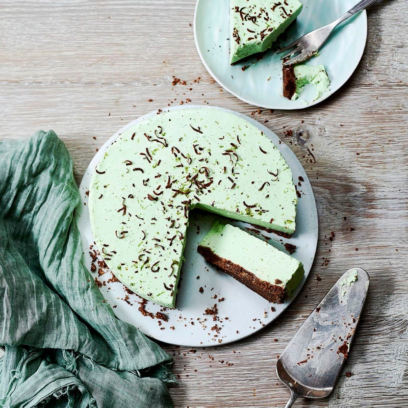 Photo of Lime & chocolate cheesecake by WW