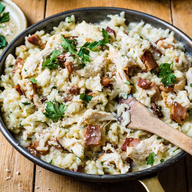 Photo of Chicken & bacon risotto by WW