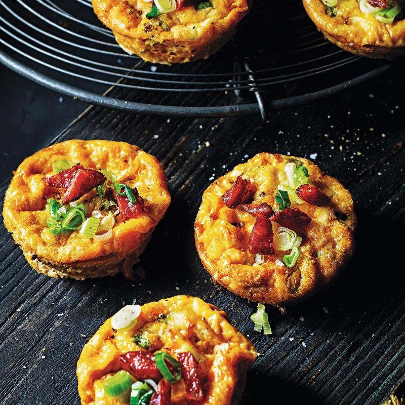 Photo of Chorizo egg muffins by WW